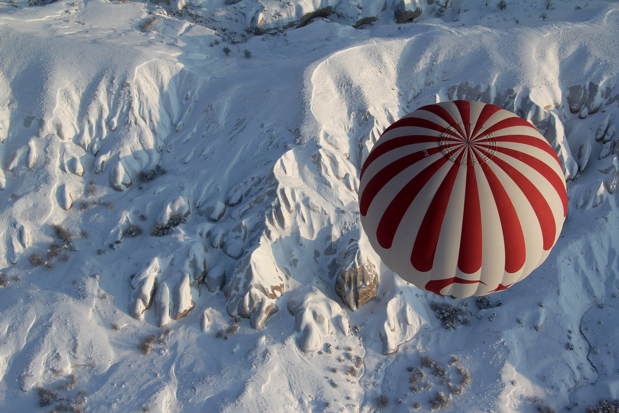 Photograph winter in cappadocia by Arda Cakir on 500px