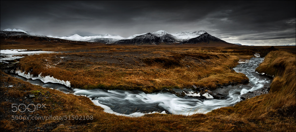 Photograph [ ... snæfellsnes autumn ] by D-P  Photography on 500px