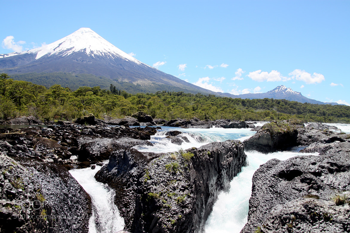 Photograph Osorno Volcano II Chile by Itamar Campos on 500px