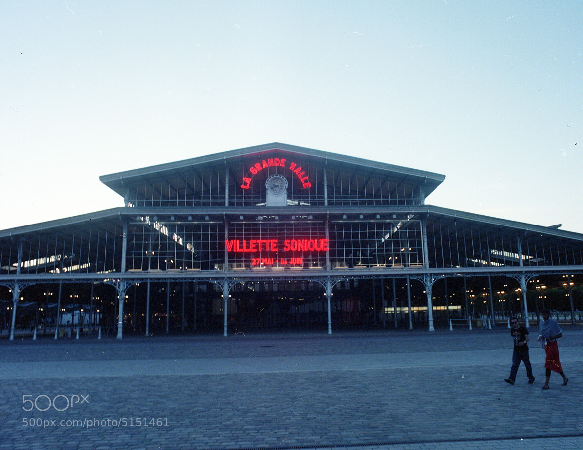 Photograph La Villette by Thomas Seropian on 500px