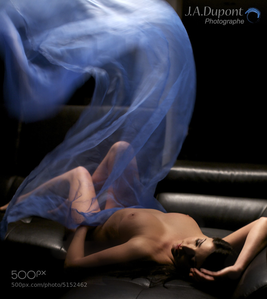 Photograph Blue Smoke by Jacques-Andre Dupont on 500px