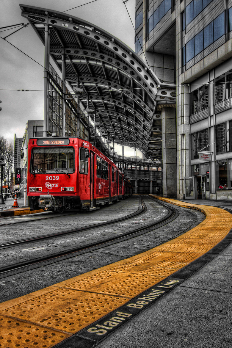 Photograph Stand behind The Line by Brian Frank Snapshots and HDR on 500px