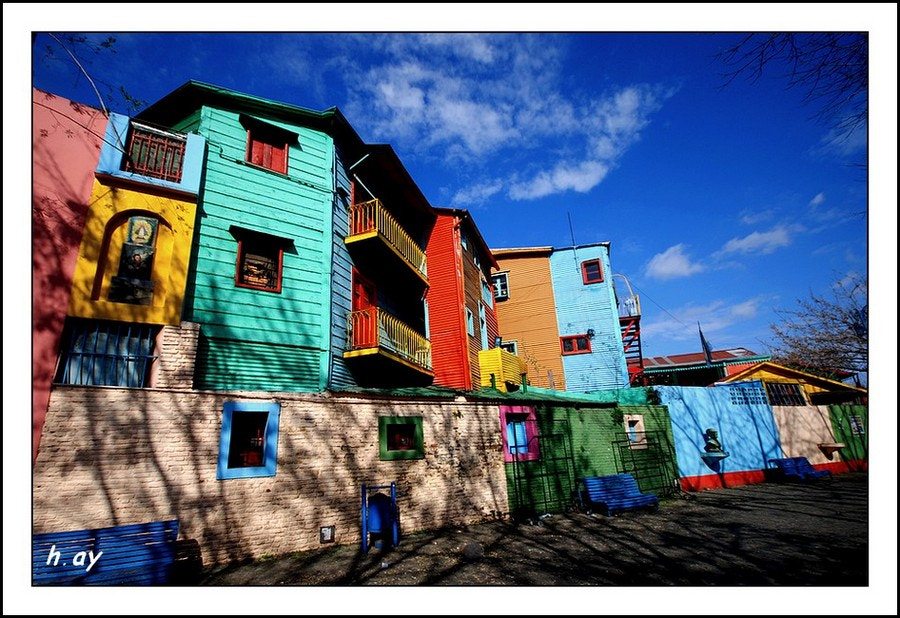 Photograph La Boca by HUSEYIN AY on 500px