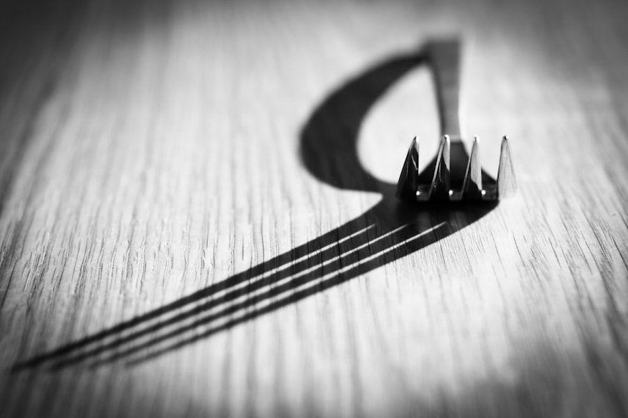 Photograph Fork Shadow by Micha�l Luitaud on 500px