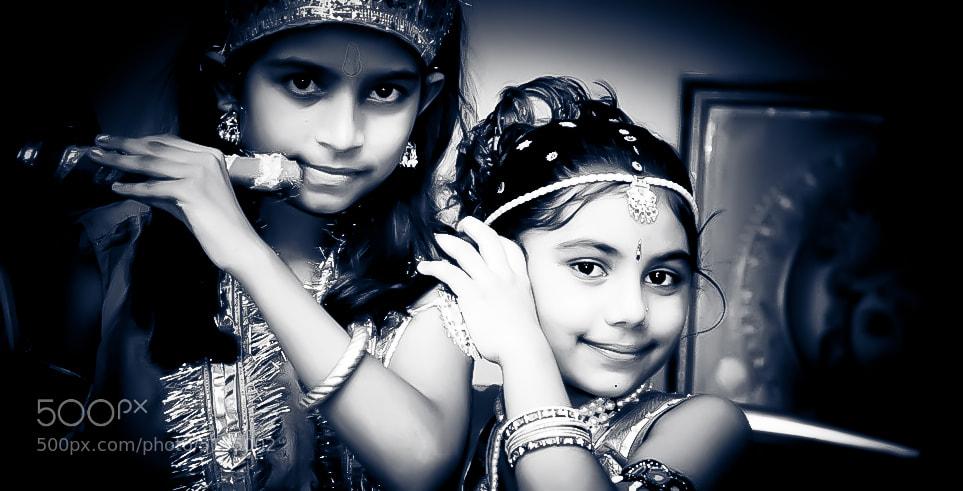 Photograph Form of Radha Krishna  by Prakhar Photography on 500px