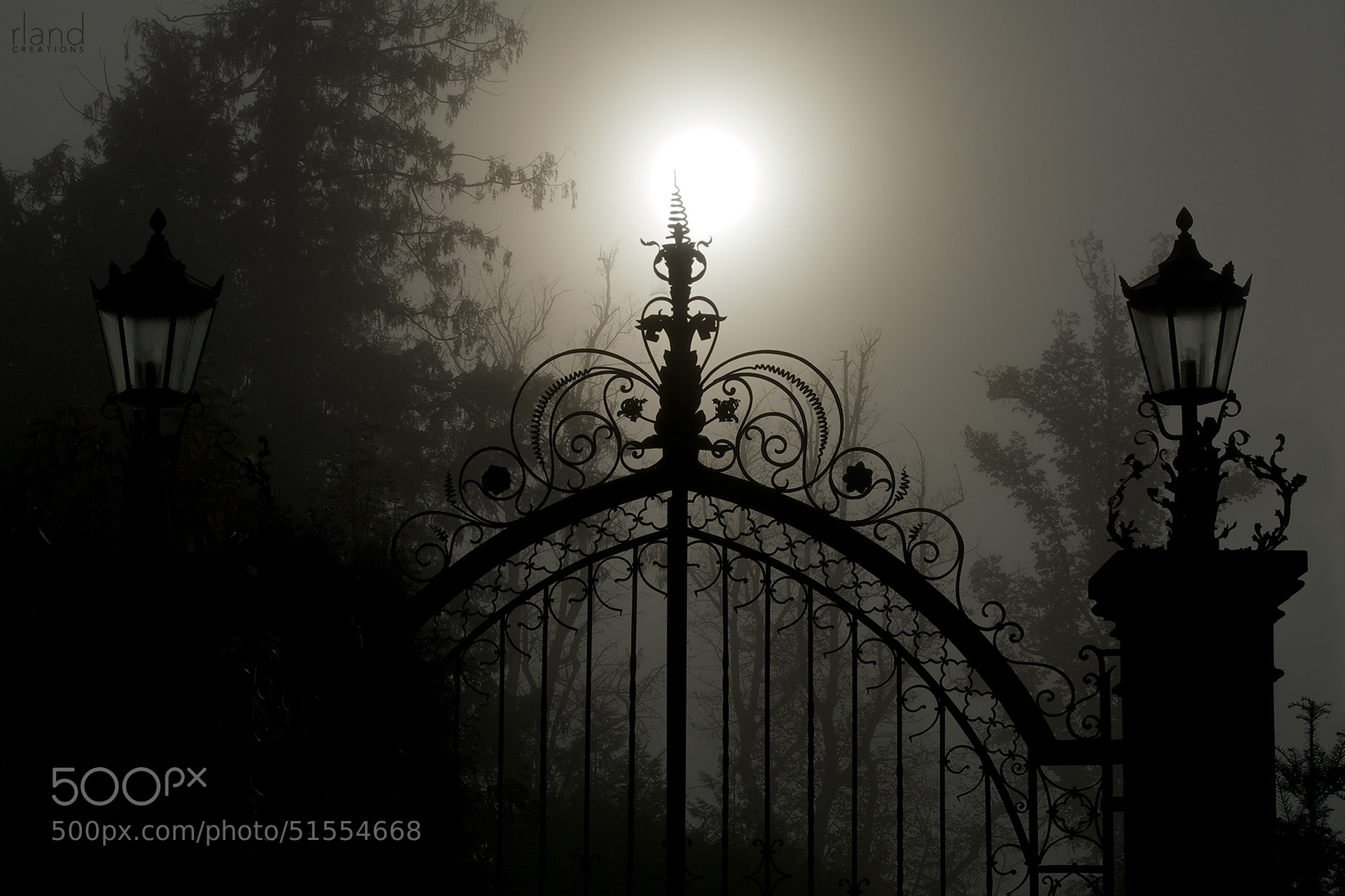 Photograph Gate to Afterworld by Roland Maria Reininger on 500px