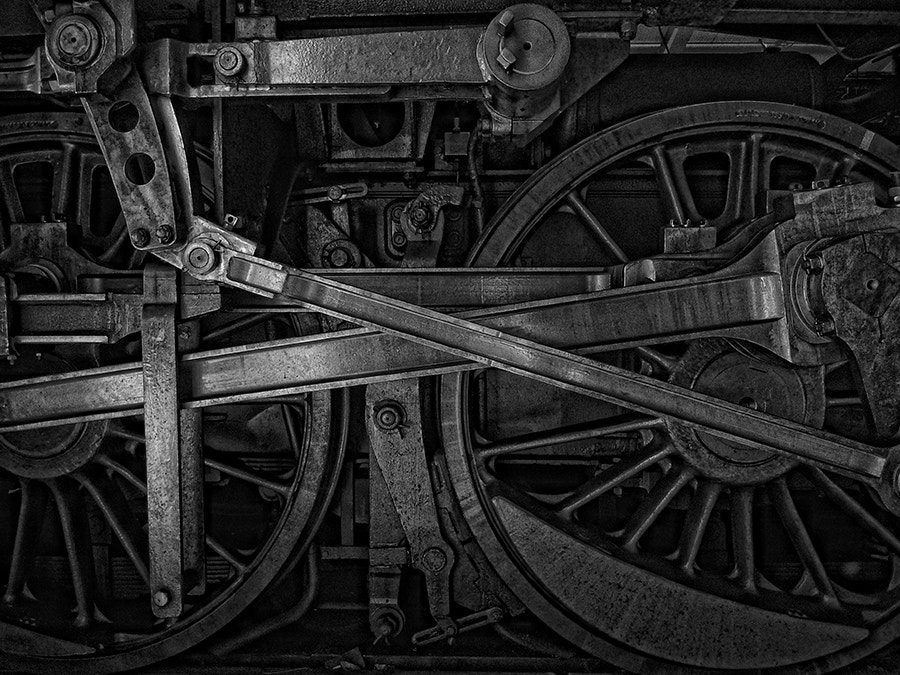 Photograph Machina by Piet Osefius on 500px
