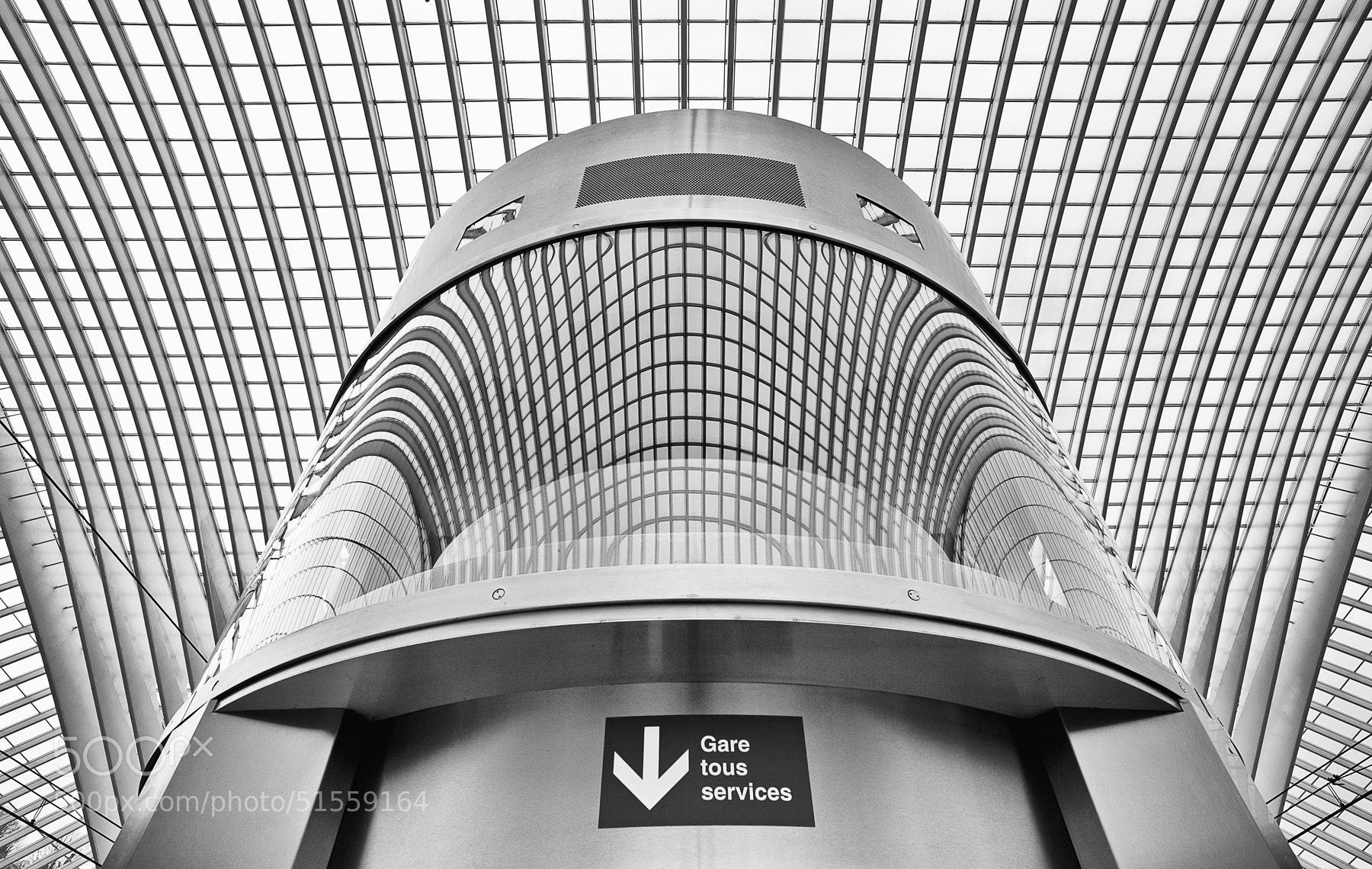 Photograph Calatravanism XXIII - b/w version by Arnd Gottschalk on 500px