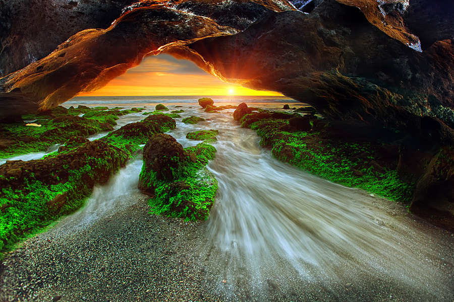Photograph The Cave by Agoes Antara on 500px
