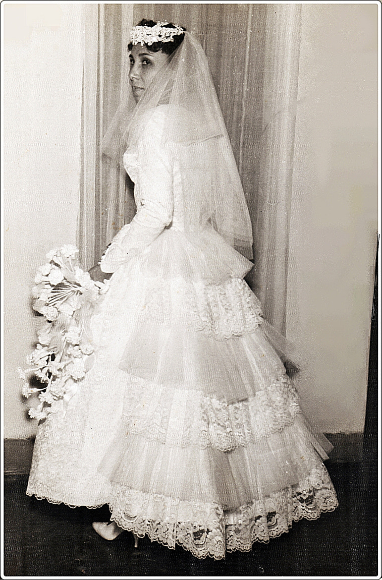 Photograph Bride 1960 by Rick Rivera  on 500px