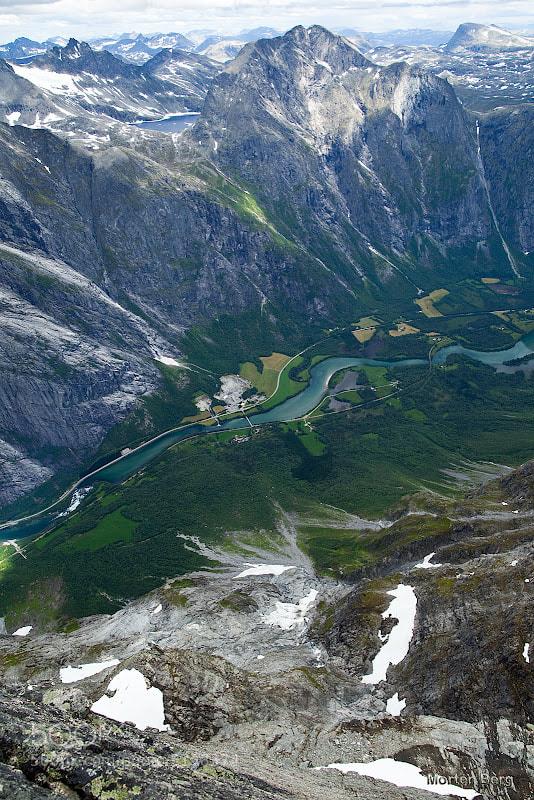 Photograph Trollveggen by Morten Berg on 500px