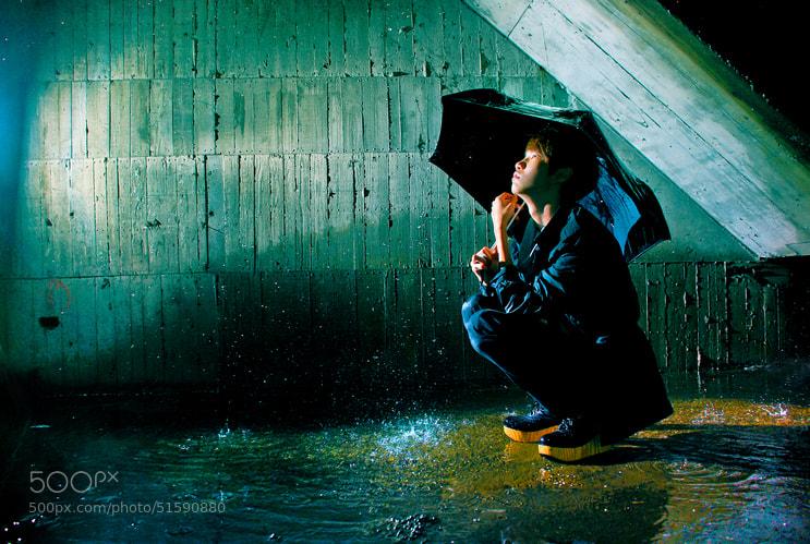 Photograph RAIN BOY1 by cljb Y on 500px