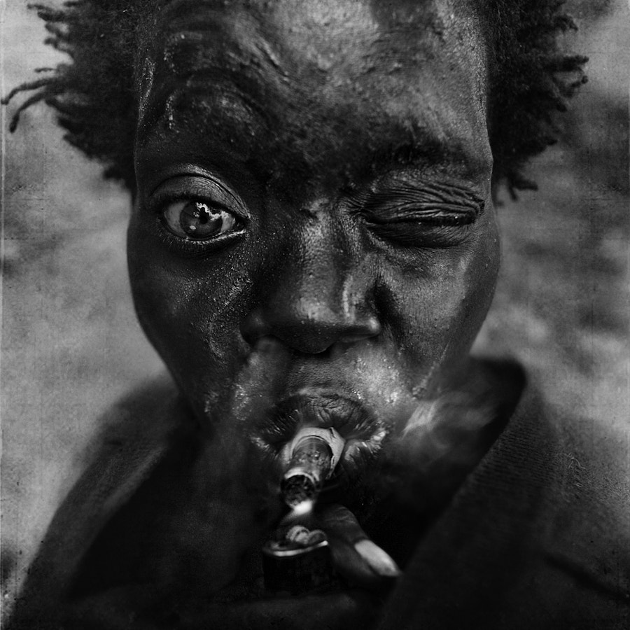 Photograph Latoria by Lee Jeffries on 500px