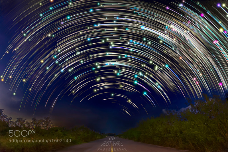 Photograph To North Polaris in Singapore by Justin Ng on 500px