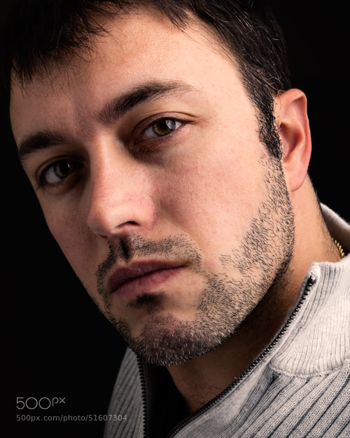 Photograph Self-Portrait by Jorge Jimenez on 500px