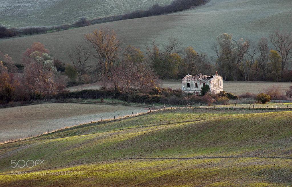 Photograph Old house by Jure Kravanja on 500px