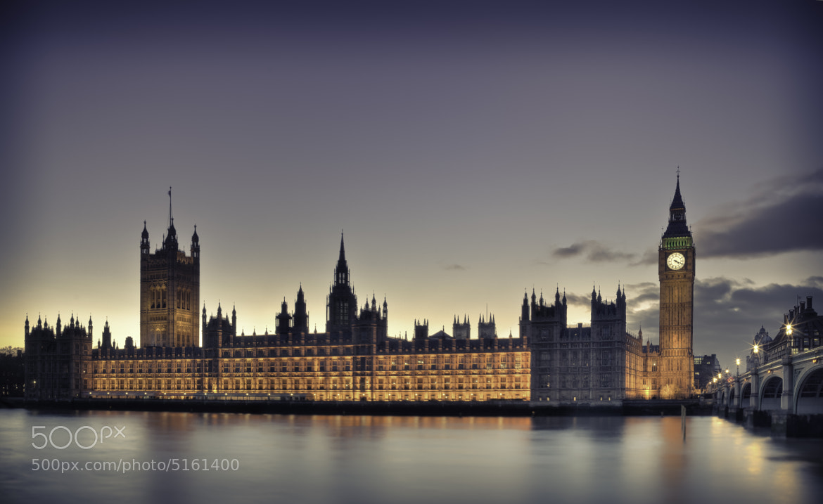 Photograph Westminster Palace by Darren Pettit on 500px