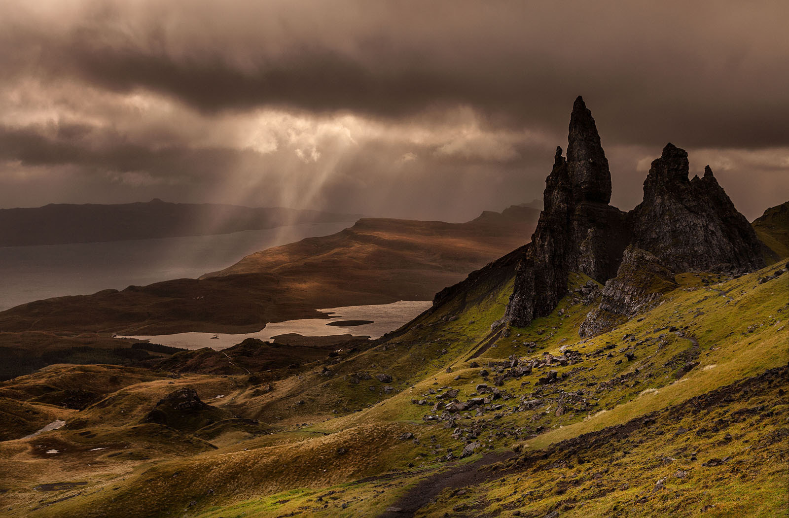 Photograph Old Man of Storr by Natalia Eriksson on 500px