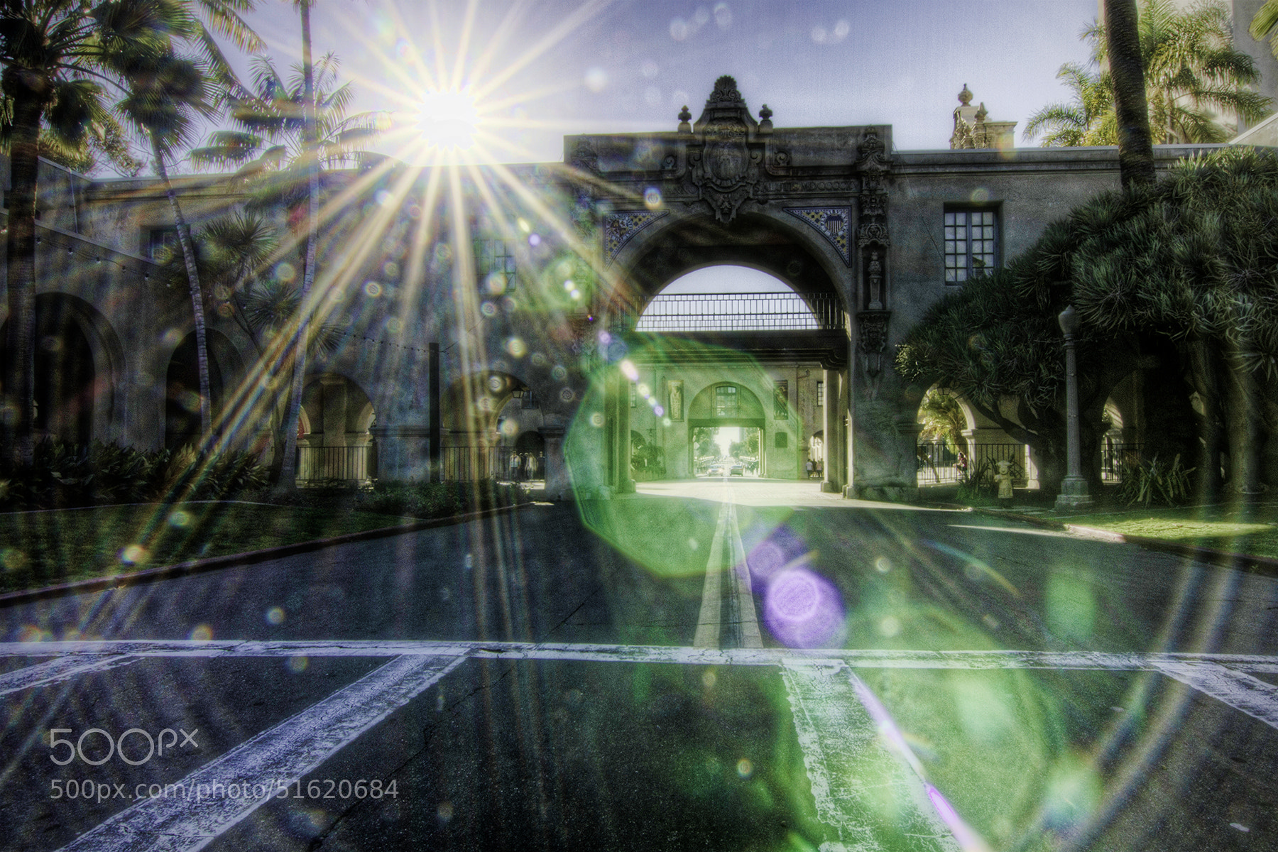 Photograph Balboa Park by Brian Frank HDR Snapshots on 500px