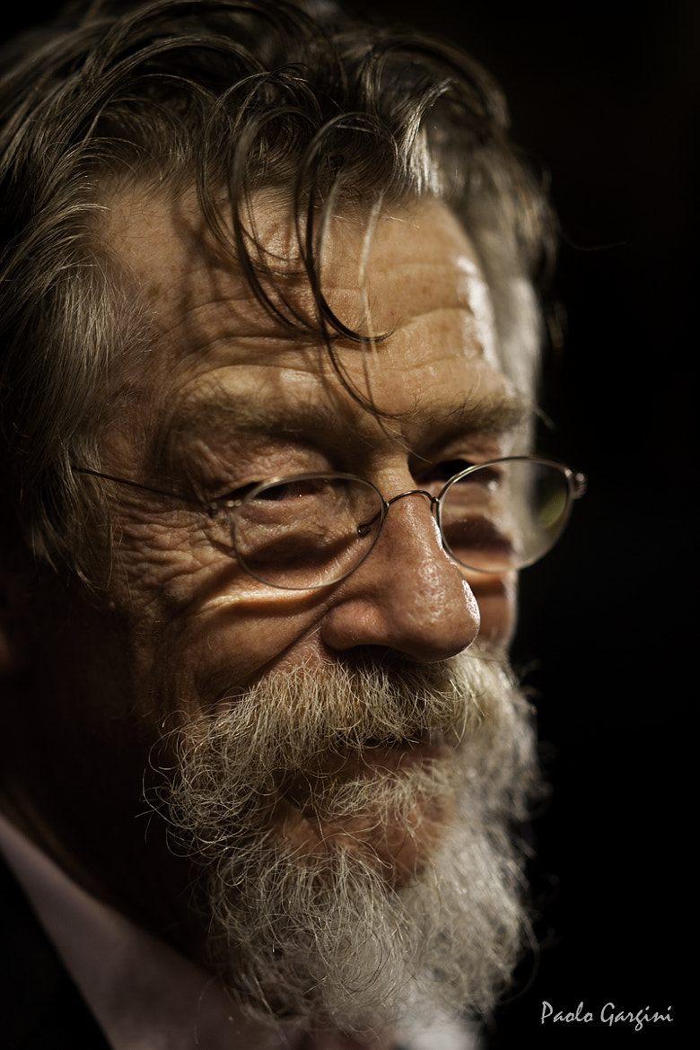 Photograph John Hurt by Paolo Gargini on 500px