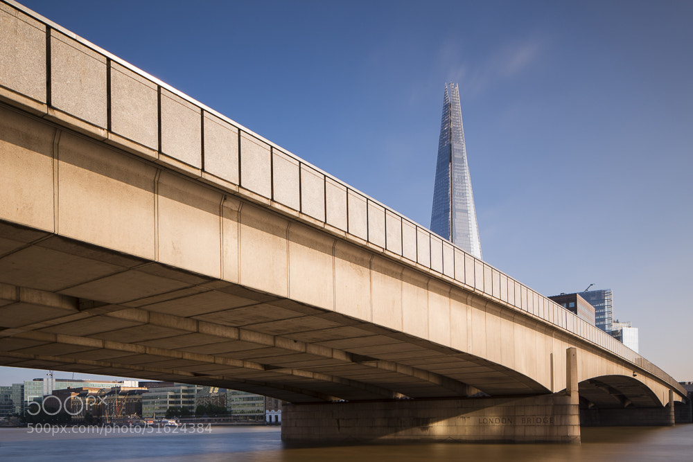Photograph London bridge by Terry Gibbins on 500px