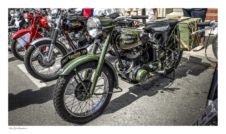 1957 Triumph TRW