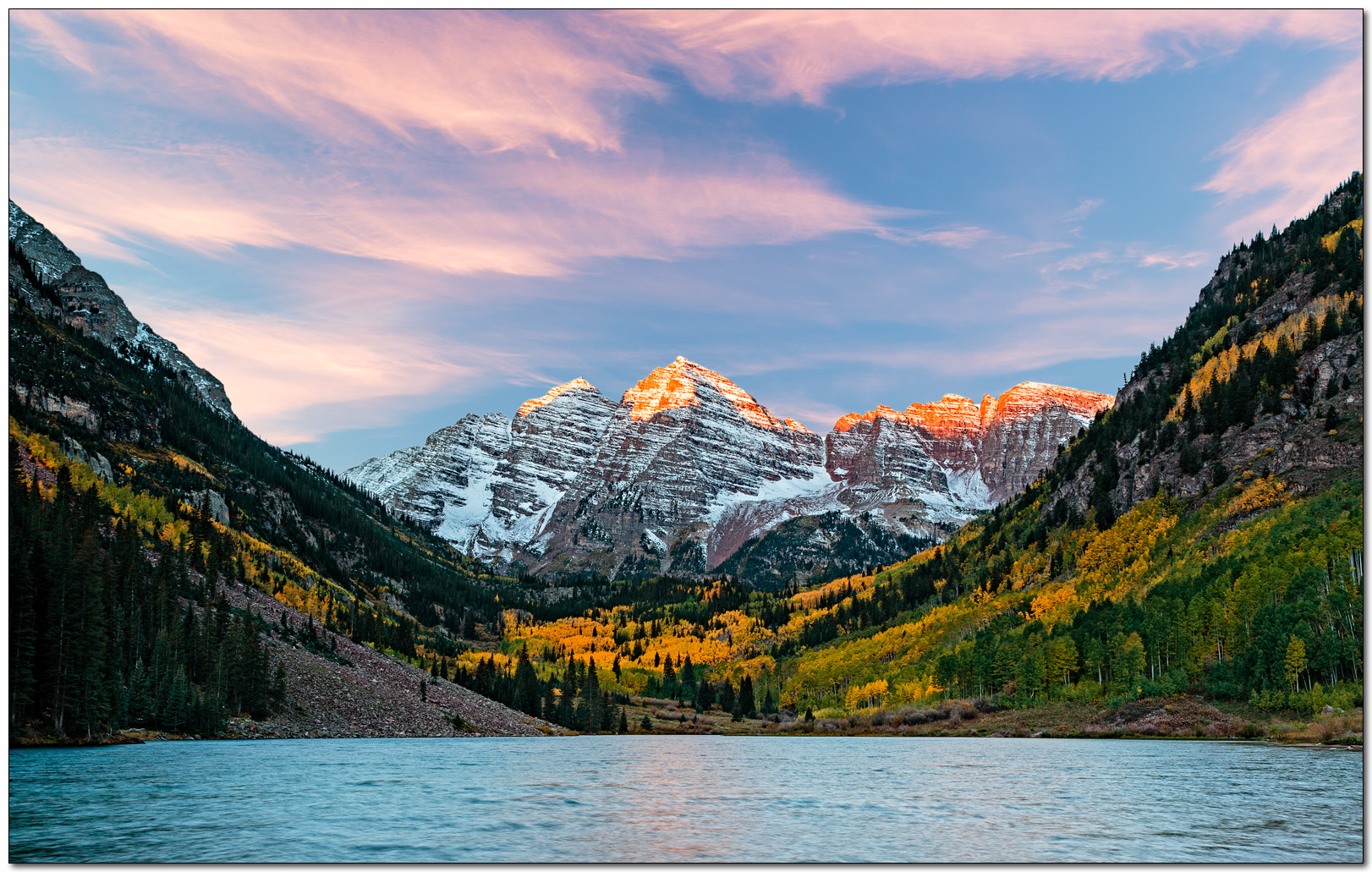 Photograph Maroon Bells, CO by Jameel Hyder on 500px