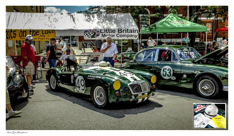 BMC 1957 MGA - Sebring 12 Hours