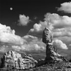 """Balanced Rock"" Arches National Park. Moab, Utah"