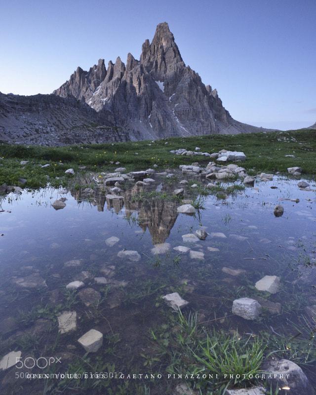 Photograph Drops of rock by Gaetano Pimazzoni on 500px