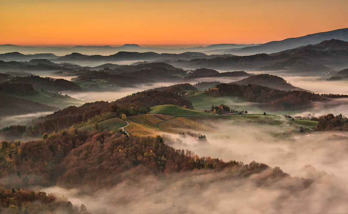 Photograph Traped in the valleys by Peter Zajfrid on 500px