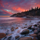Creators Light! - Acadia National Park