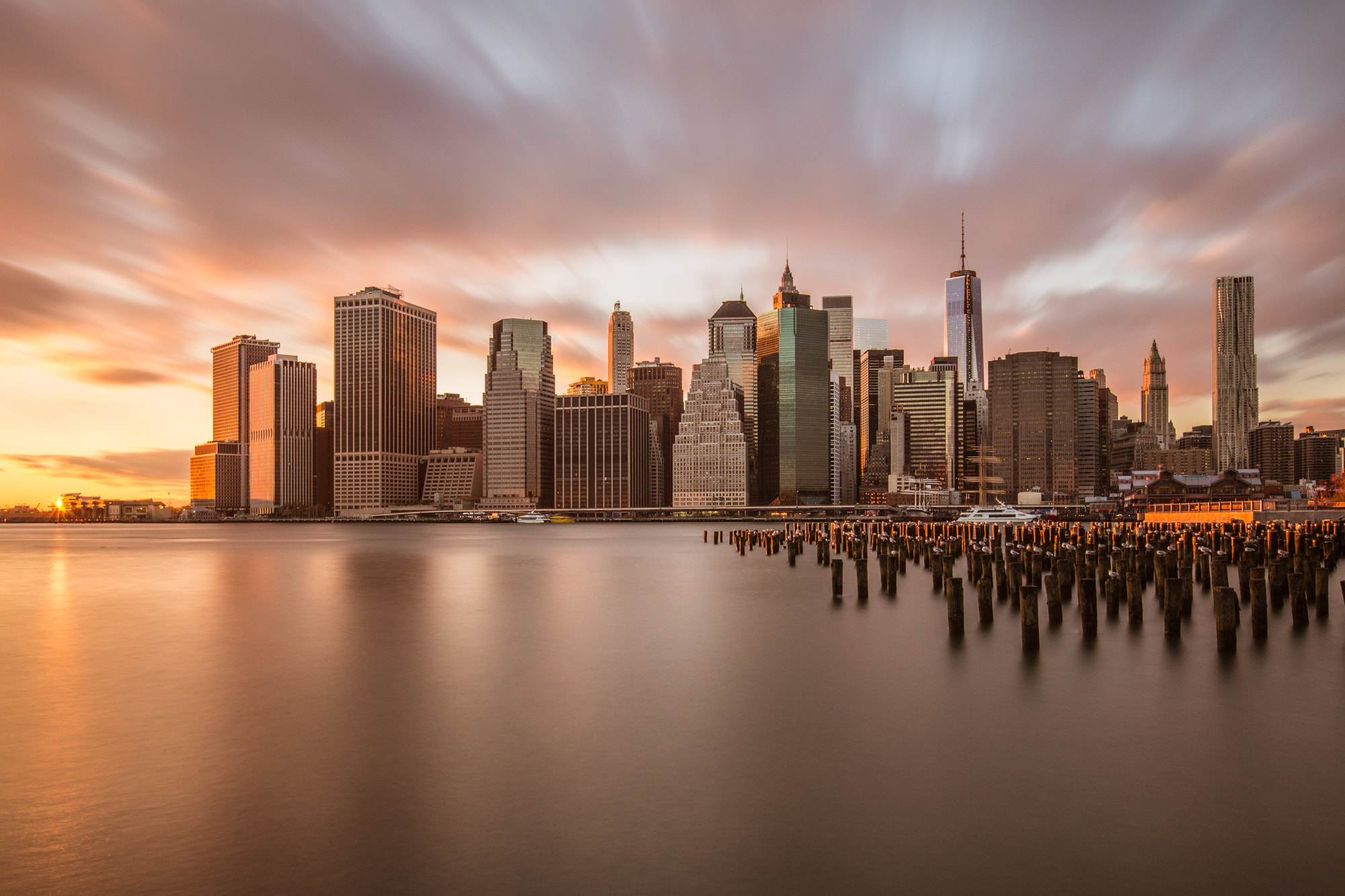 Photograph New York City Skyline by Pierre-Lou Dominjon on 500px