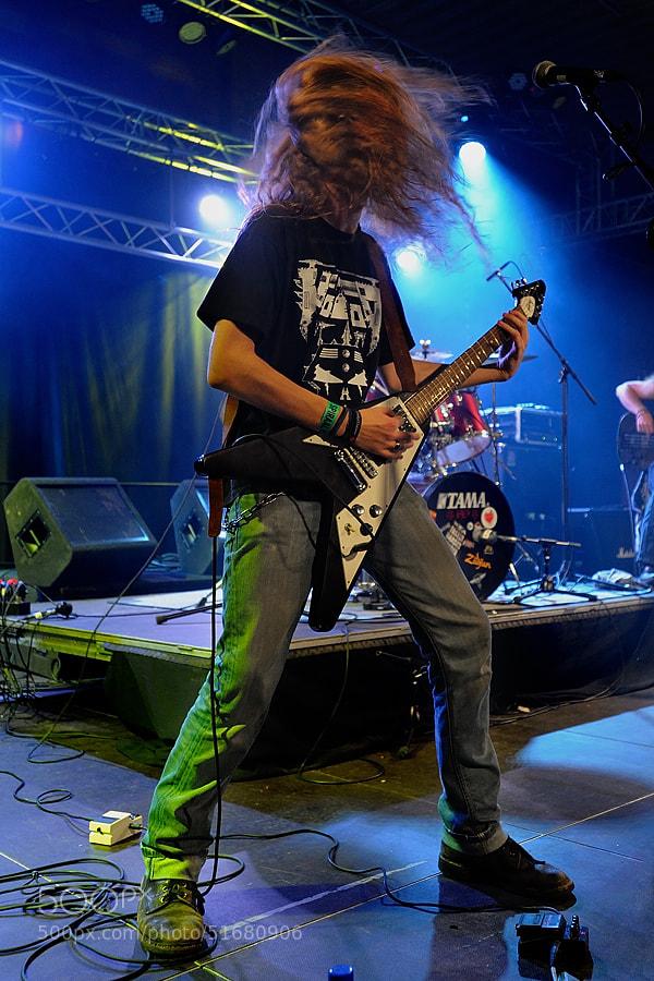 Photograph Malism Guitar Player by Jimmy De Taeye on 500px