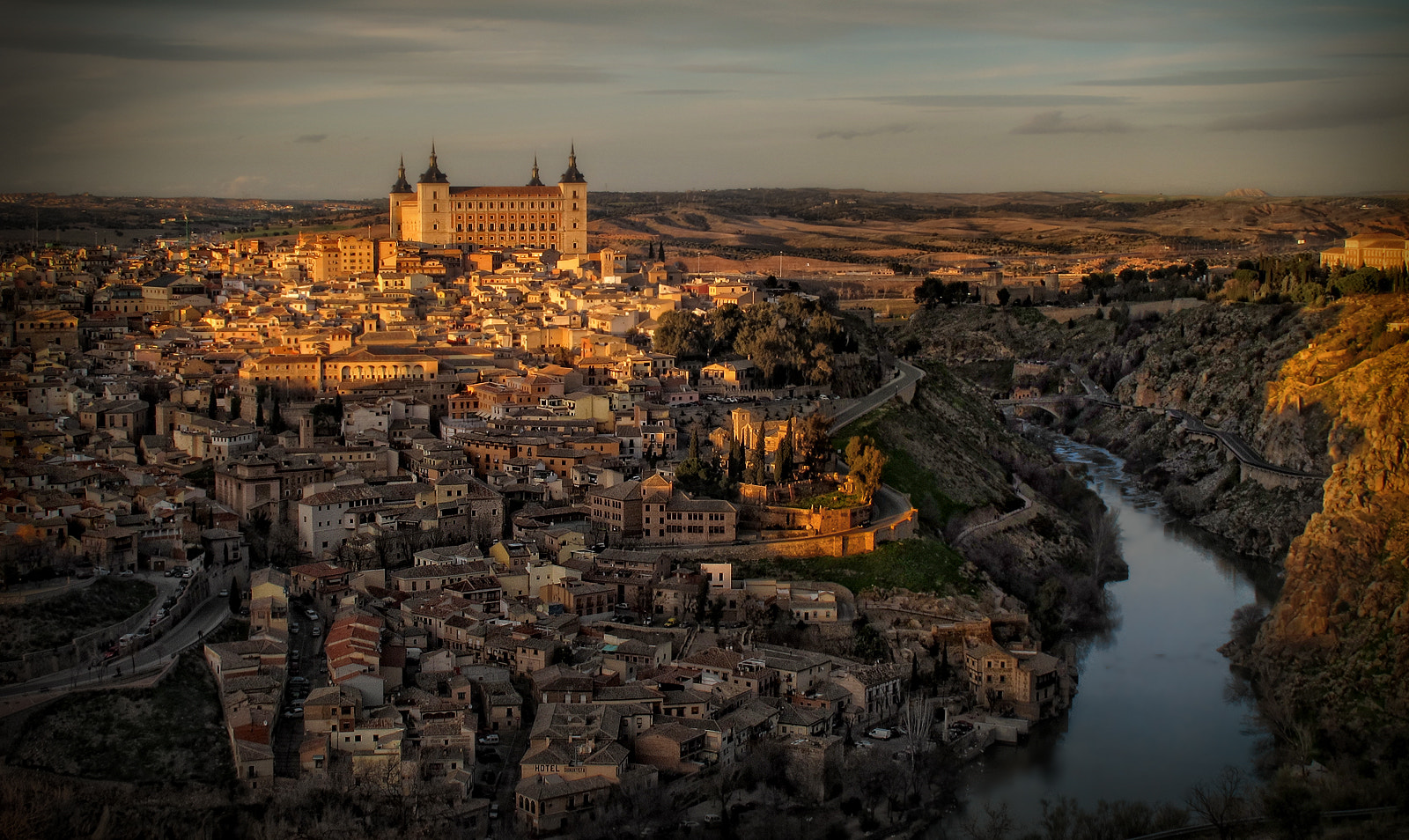 Photograph Toledo by Amador  on 500px
