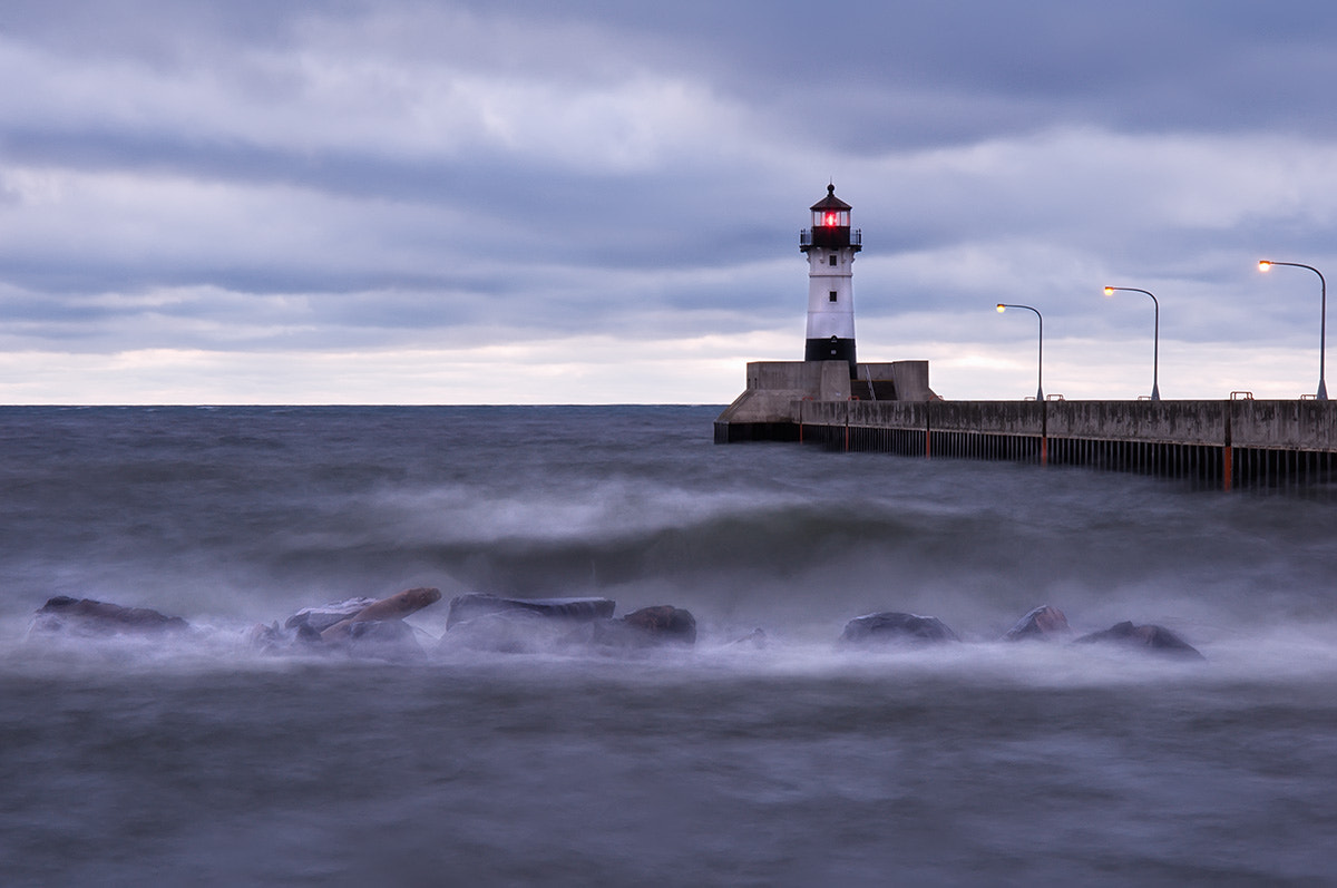 Photograph Duluth Harbor Lighthouse by Mike  Lentz on 500px