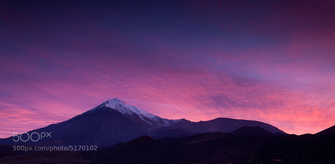 Photograph Volcanic dawn by Денис Будьков on 500px