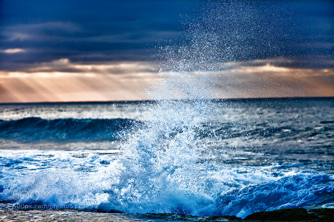 Photograph Crashing Wave by Shane Lund on 500px