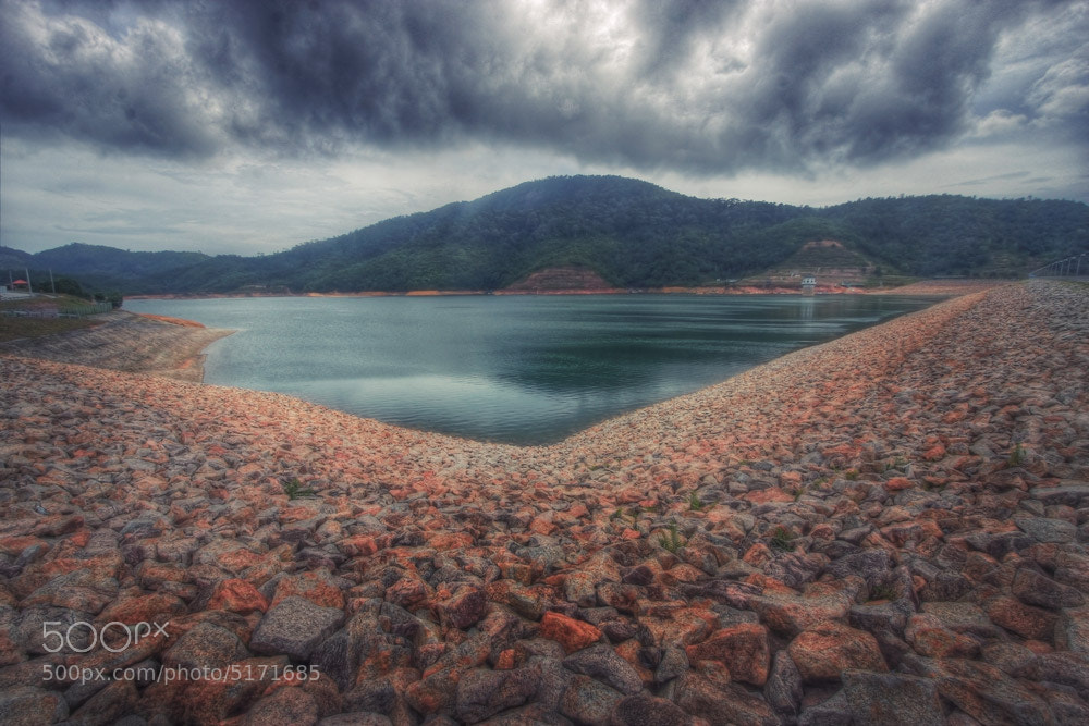 Photograph Teluk Bahang Dam. by Erwan  Abdullah on 500px