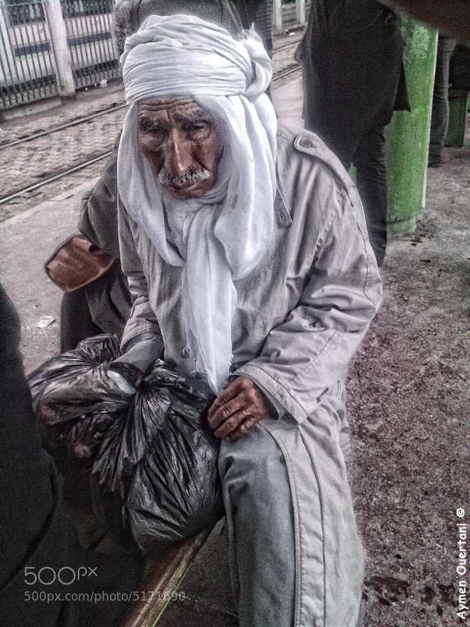 Photograph Old man. by Aymen Ouertani on 500px