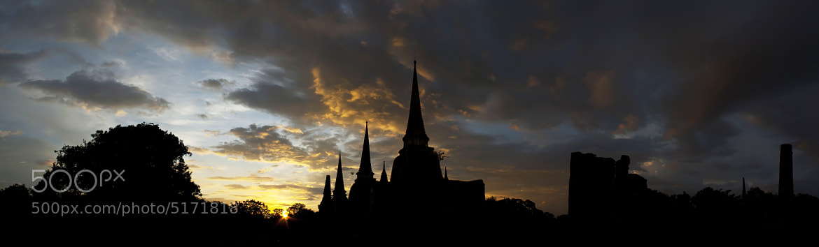 Photograph Silence Of Ayutthaya by F D on 500px