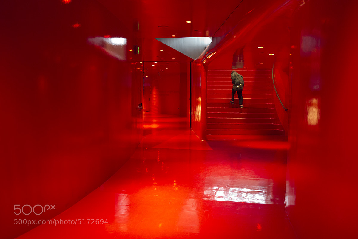 Photograph escalier by Sparth (Nicolas Bouvier) on 500px