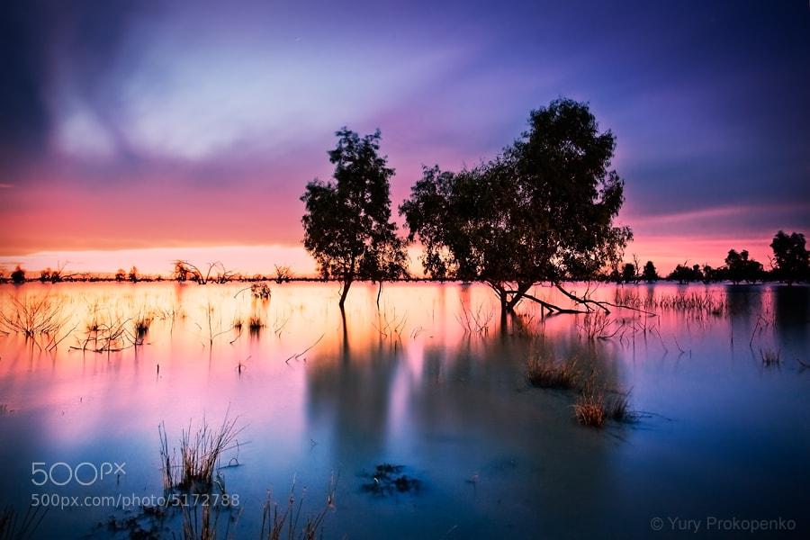 Photograph Lake Pamamaroo by Yury Prokopenko on 500px