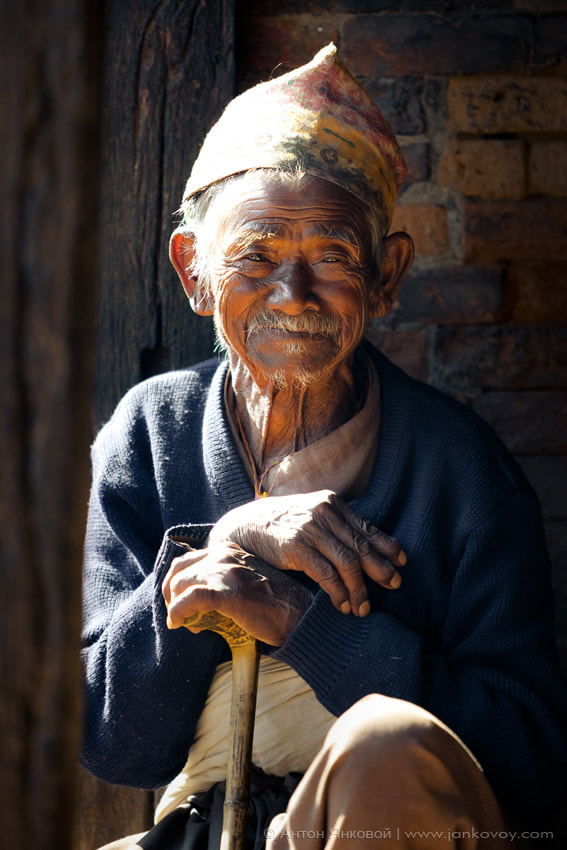 Photograph Glowing old age by Anton Jankovoy on 500px