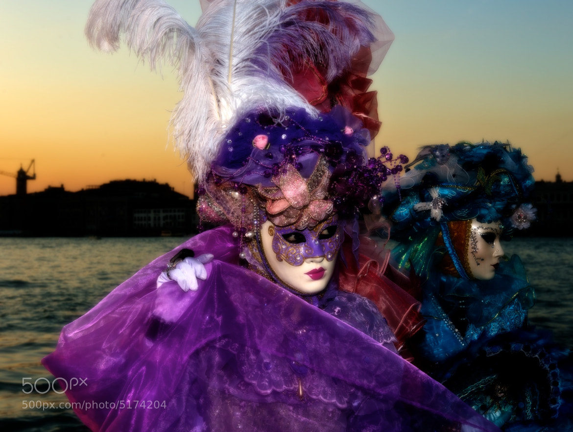 Photograph Carnevale di Venezia by Paolo Toffoli on 500px