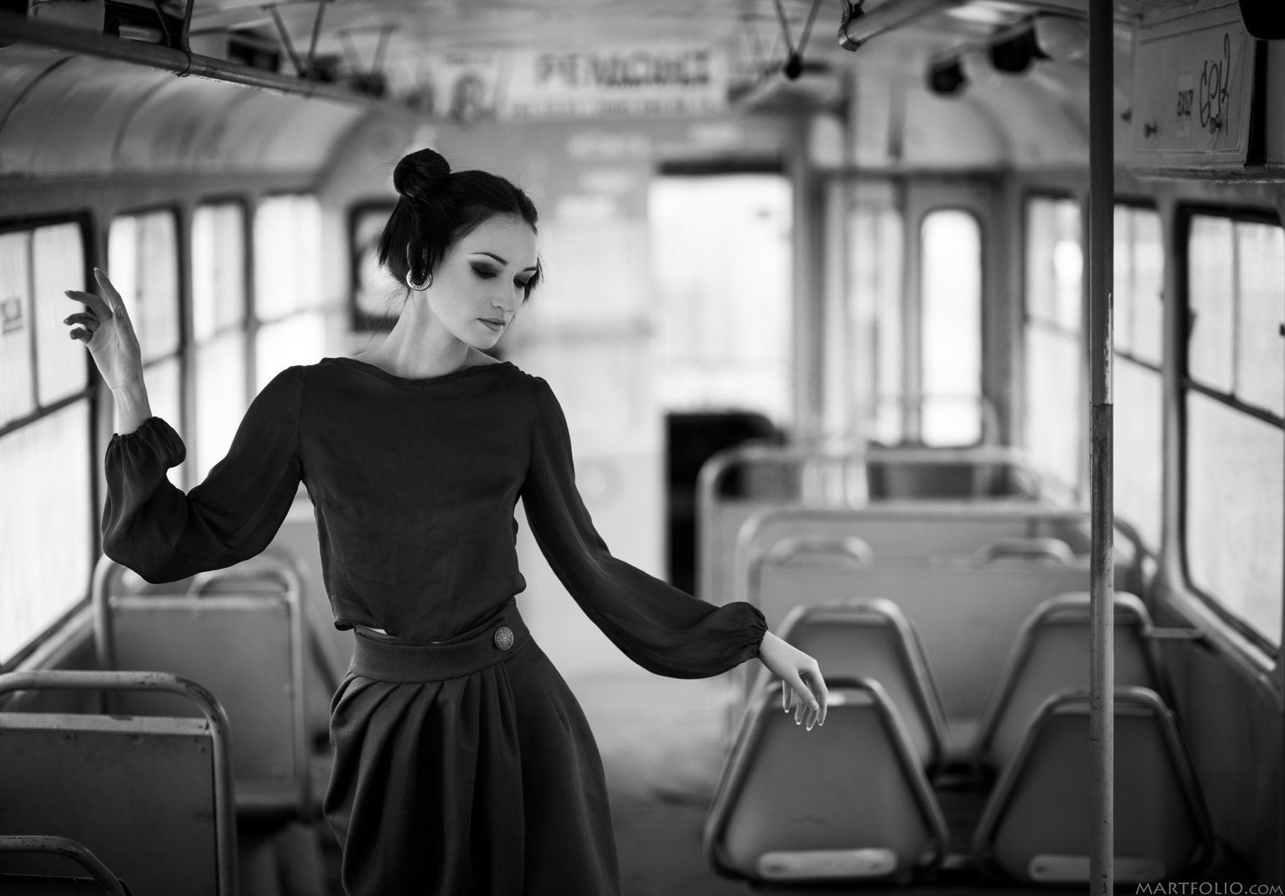 Photograph Musical tram. by Mike Martfolio on 500px