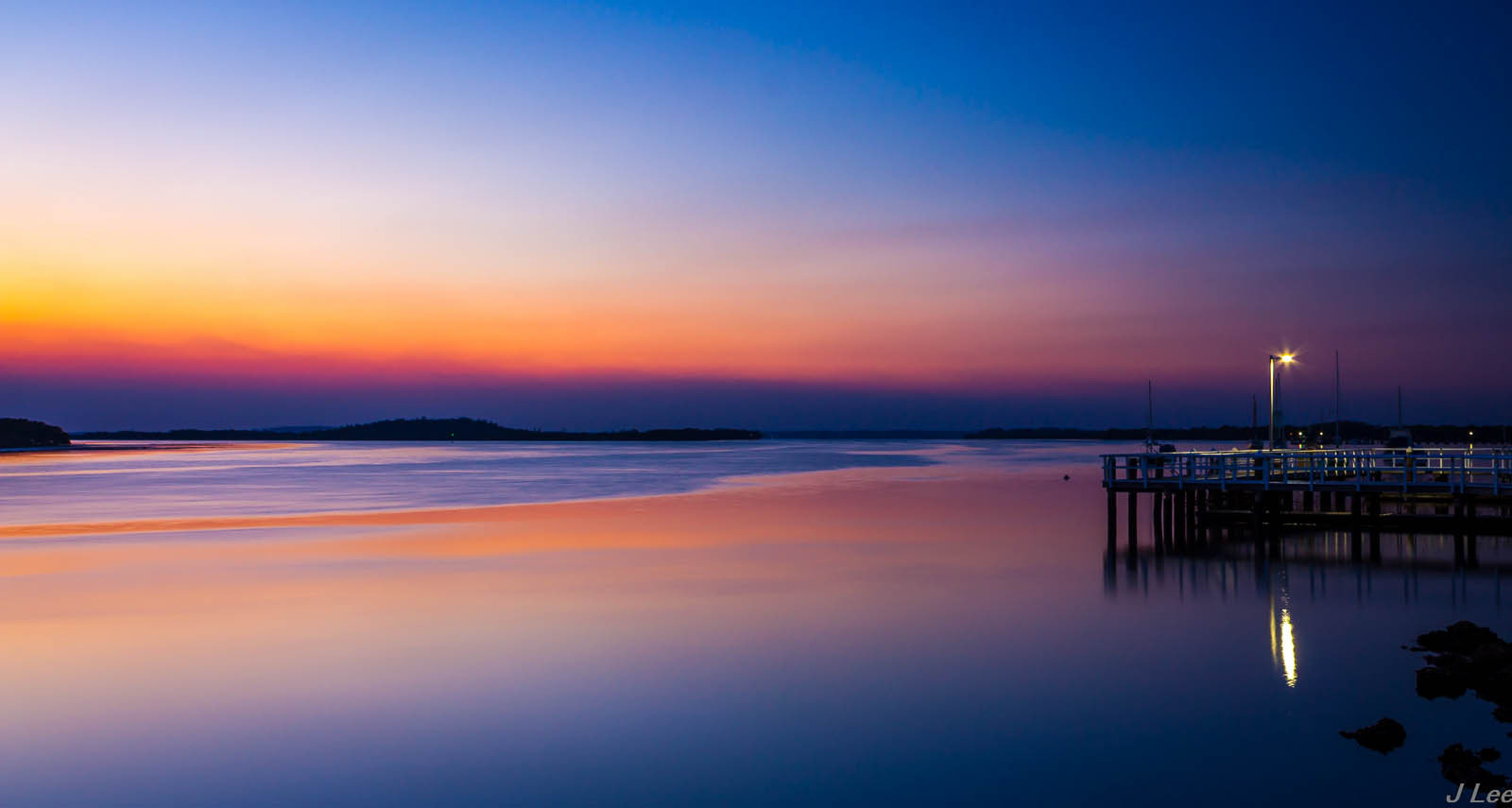 Photograph Dawn Swan bay by James Lee on 500px