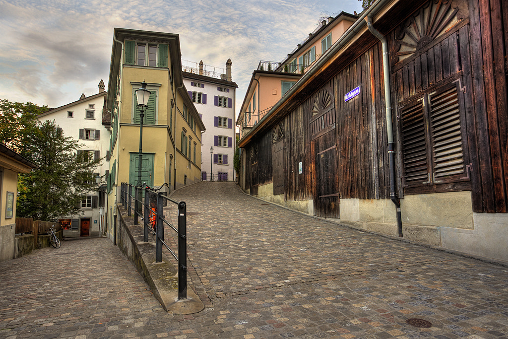 Photograph Old Zurich by Ander Aguirre on 500px