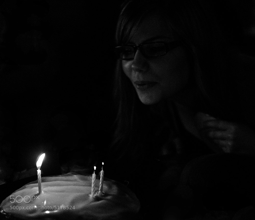 Photograph The birthday girl! by Ragnar Gjemmestad on 500px