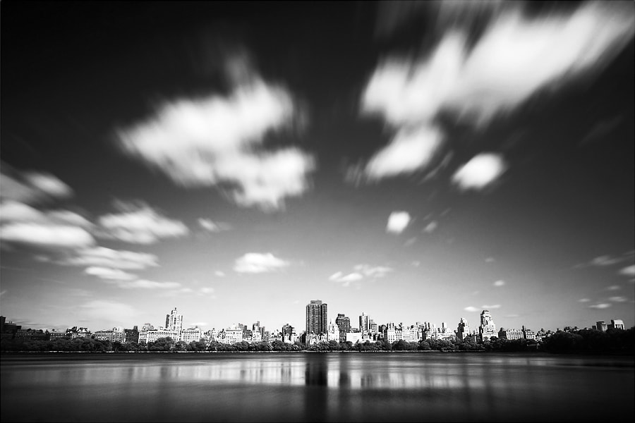 Photograph Over the city by Xavier BEAUDOUX on 500px